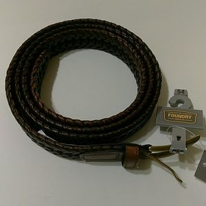Mens foundry nwt belt
